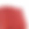 Pastilles scratch auto-adhésives 10mm - rouge