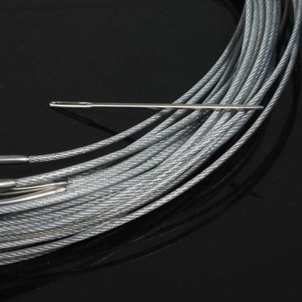 Aiguilles à tricoter circulaires 80cm - 4.5mm