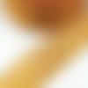 Ruban tarlatane cuivre - 25mm