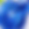 5m de ruban satin bleu roi - 3mm
