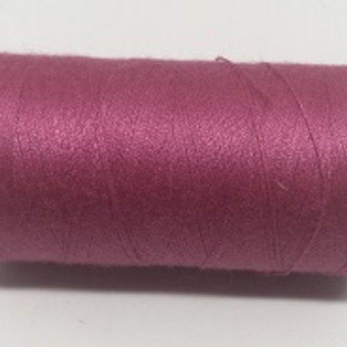 Fil à coudre rose framboise g120 - 1000m