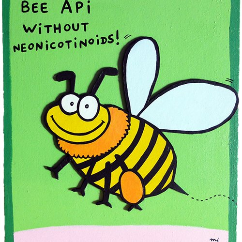Bee api without neonicotinoides!