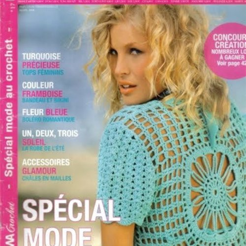 Magazine ewa crochet en format pdf