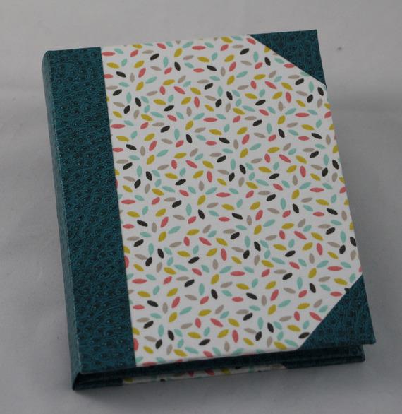 Porte carnet bloc-notes