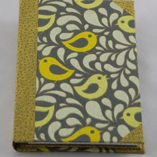 Porte carnet bloc-notes, bloc-notes,