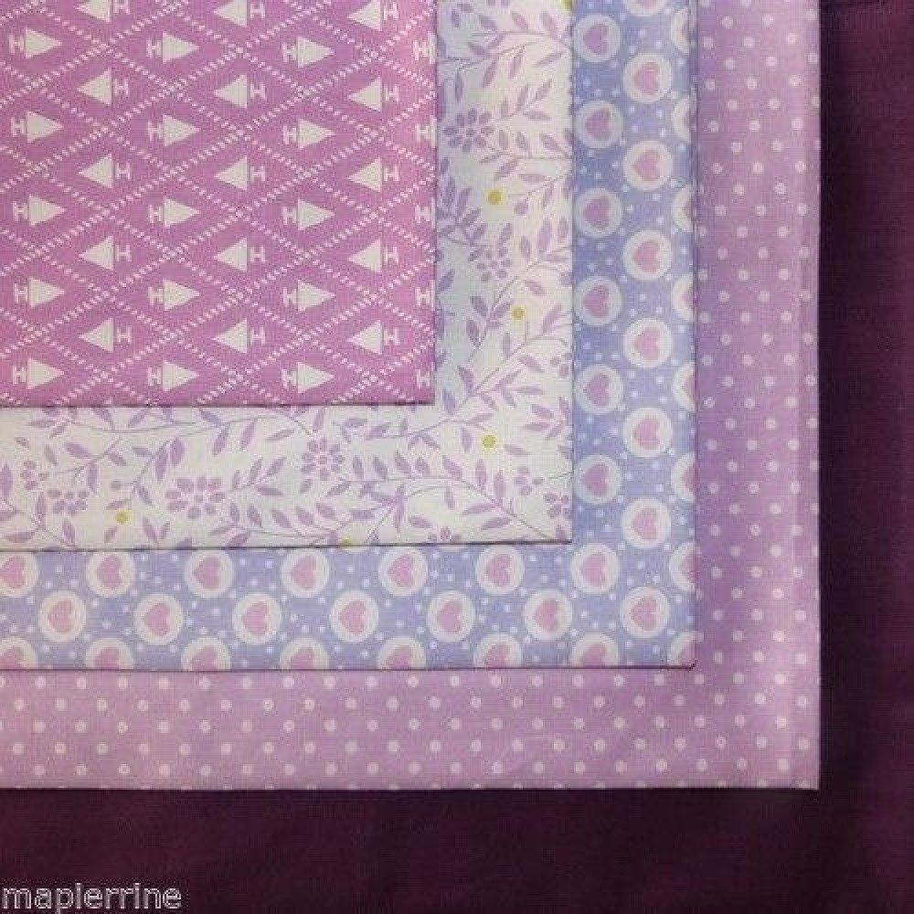 pour création 40 x 50 cm Coupon de Tissus 100/% Coton Marin couture ...