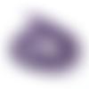 10 perles ronde en pierre naturelle fabrication bijoux amethyste 6 mm x