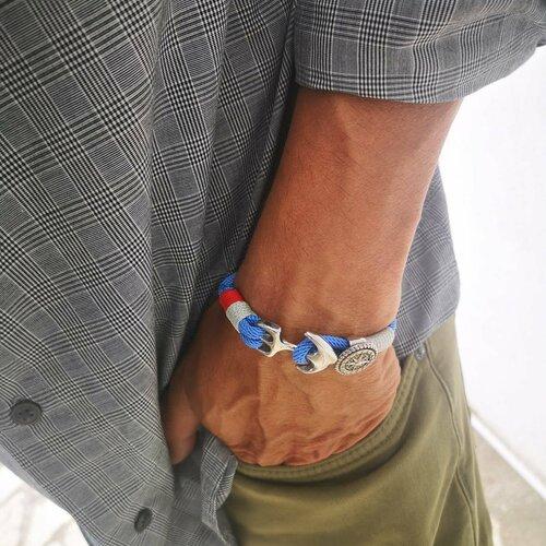 Bracelet cordon milan made in france