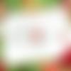 Parure les fraises de mon pays