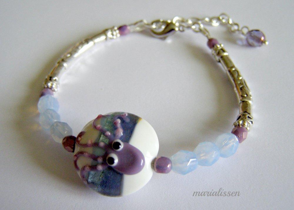 Bracelet La Sympathique Pieuvre