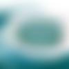 Bracelet manchette mémoire tourbillon d'eau