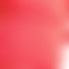 Ruban dentelle élastique largeur 1 cm couleur corail vendu au mètre