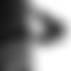 1 lot 10 m de ruban galon élastique noir largeur 1,2 cm (coupé en 1 long morceau)