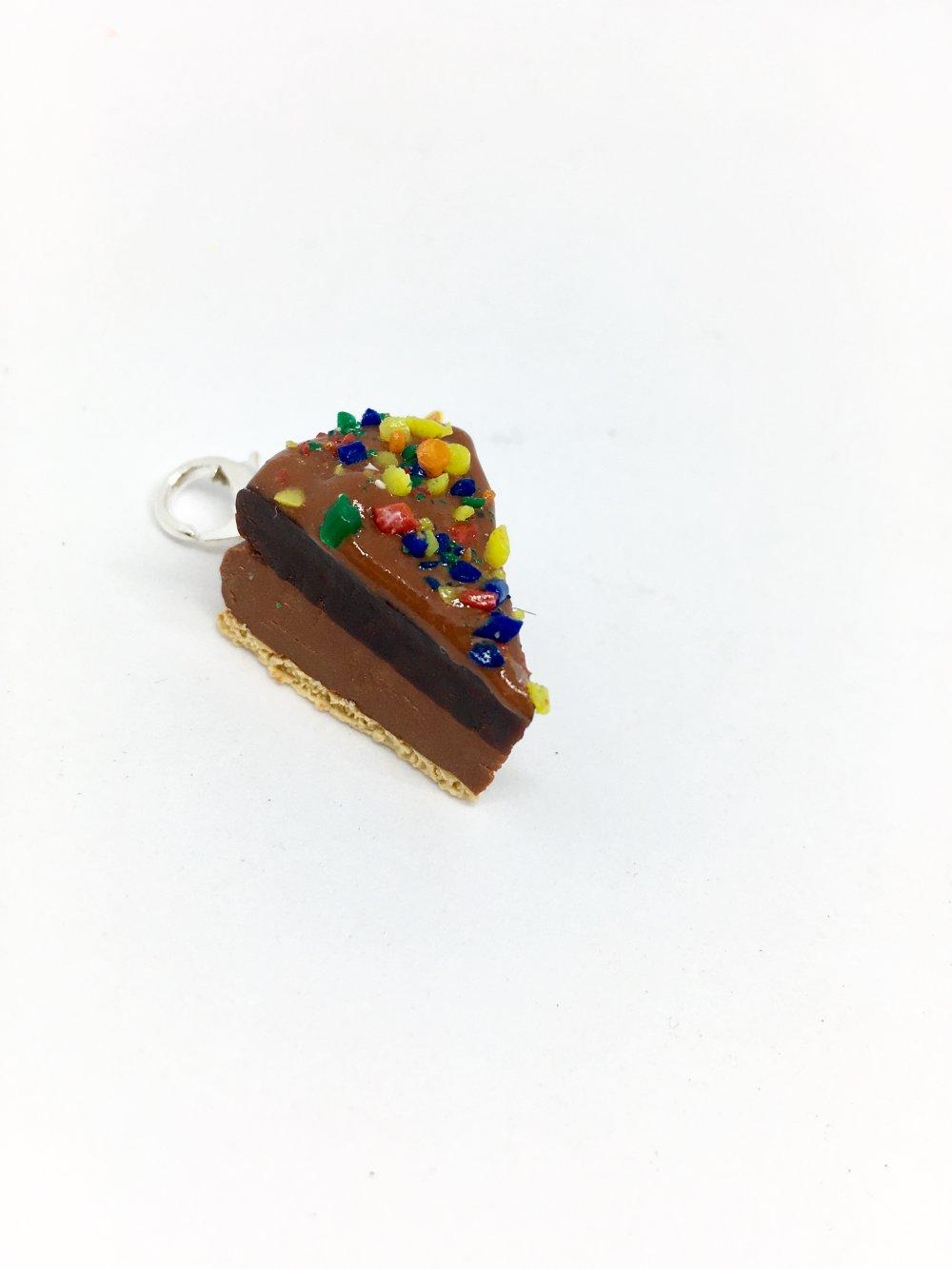 charm cheesecake m&m's
