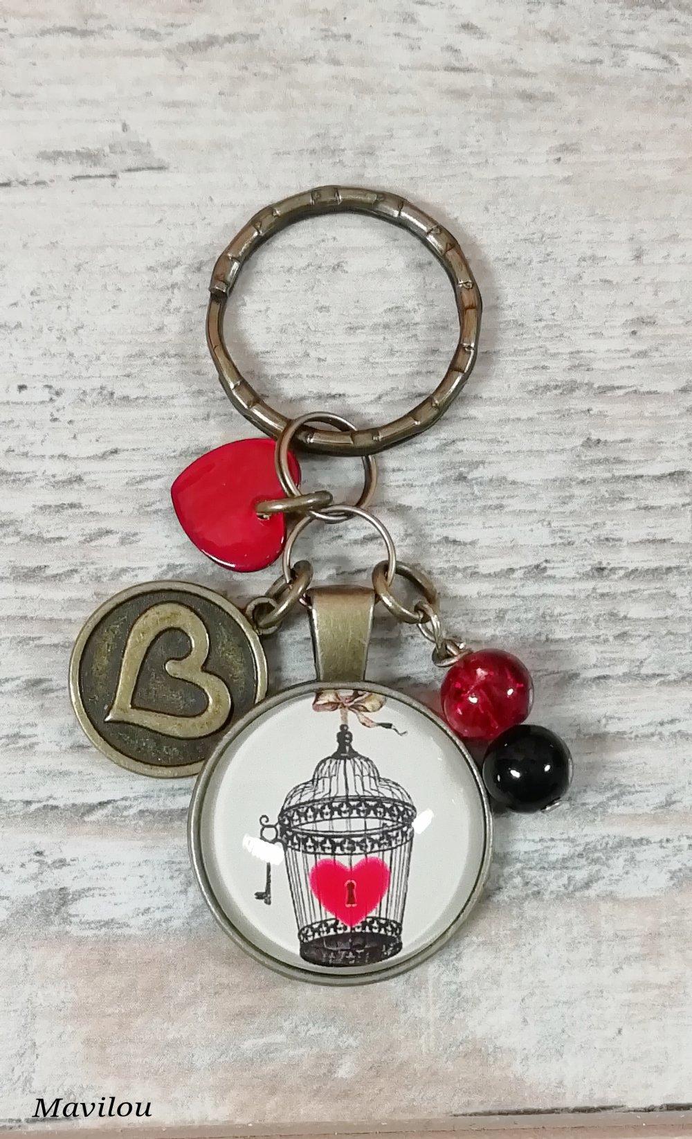 """Porte-clés """"Love"""""""