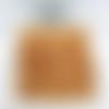 500 perles rondes intercalaires métal doré plaqué longue durée 4mm