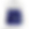 30 perles rondes de sodalite pierre gemme naturelle 8mm