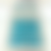 50 perles turquoise naturelle pierre gemme 6mm