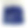 50 perles de lapis lazuli pierre gemme 4mm