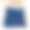 30 perles lapis lazuli naturelle pierre gemme 8mm