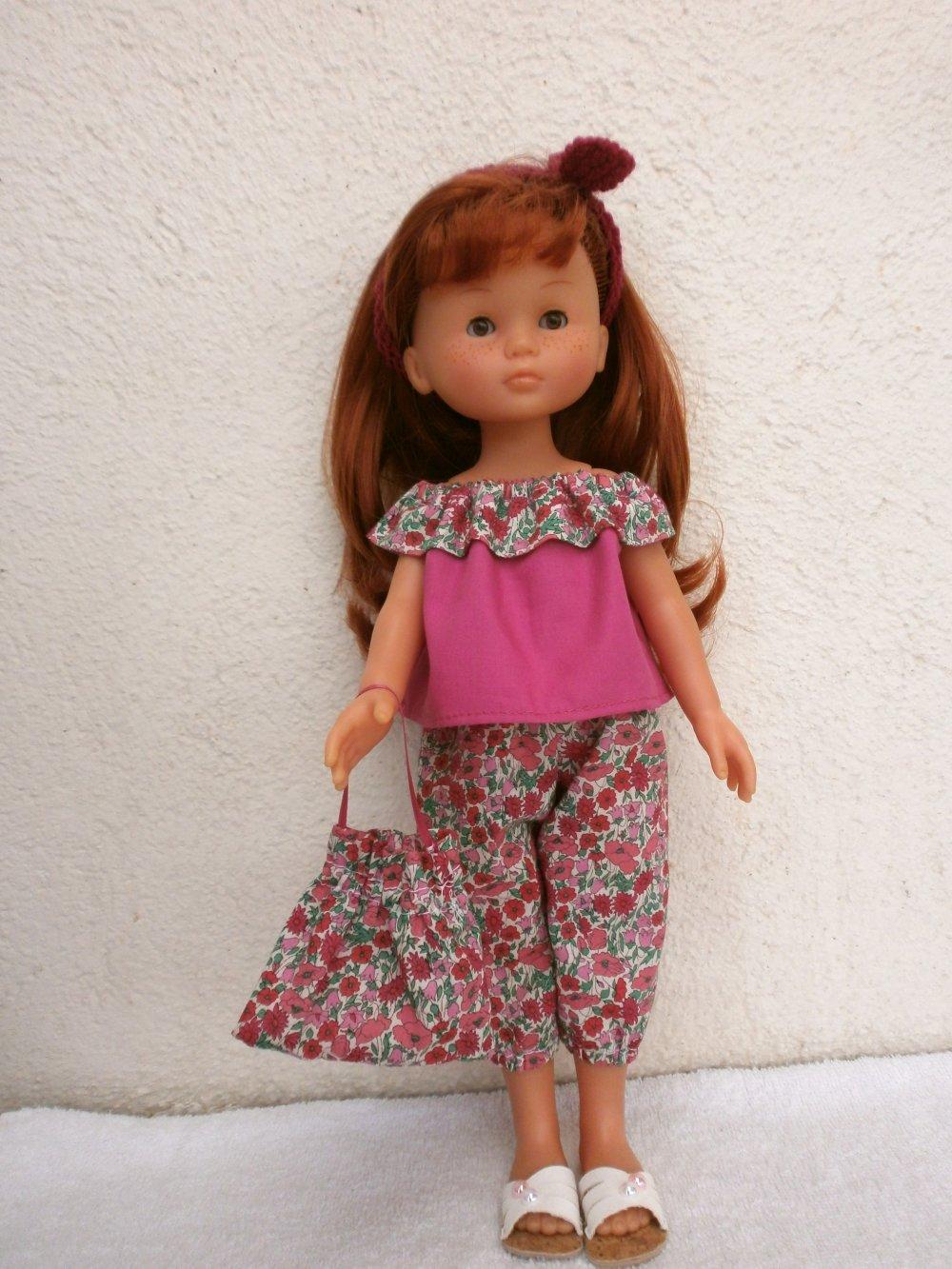 Habits pour Les Chéries : Liberty Petal and Bud rose