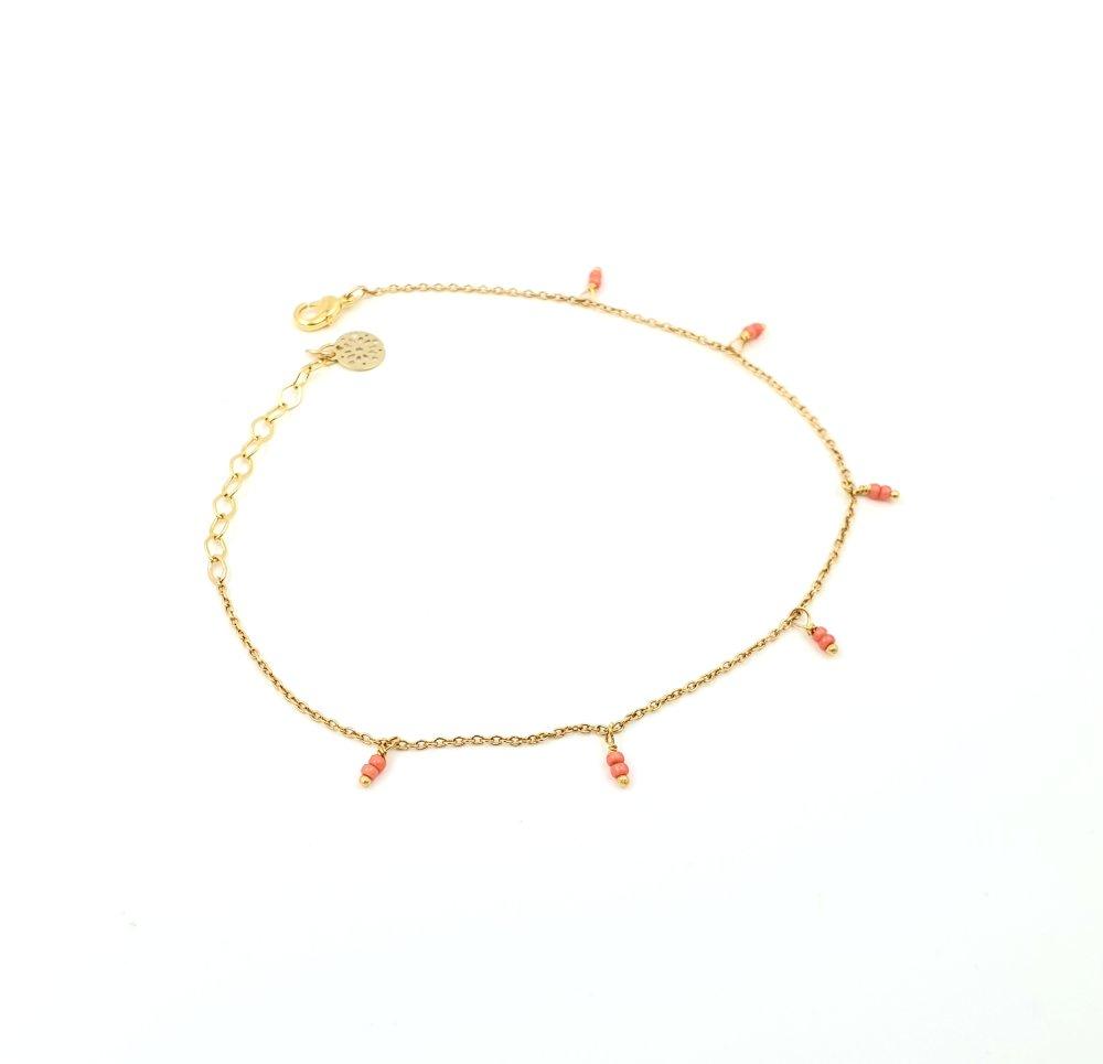 Chaîne - Bracelet de cheville