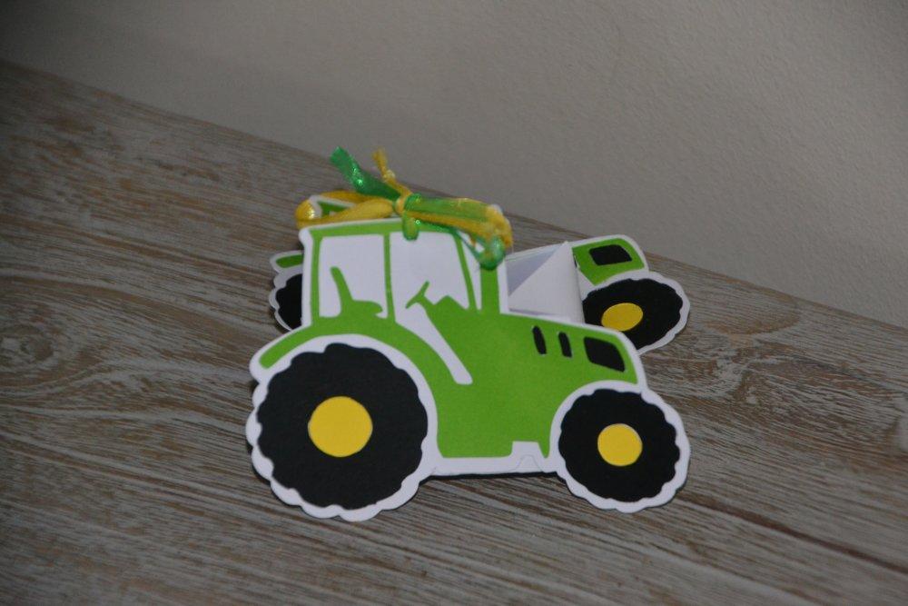 boite a dragees tracteur johnn deere