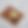 Charm macaron chocolat banane