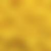 Perle ronde en silicone alimentaire sans bpa 12mm - jaune