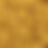 Perle ronde en silicone alimentaire sans bpa 12mm - jaune moutarde