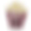 Anneau de dentition popcorn en silicone alimentaire sans bpa 90x76mm