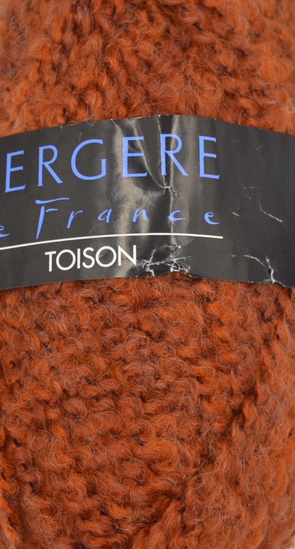Toison Duchesse Laine Bergère de France