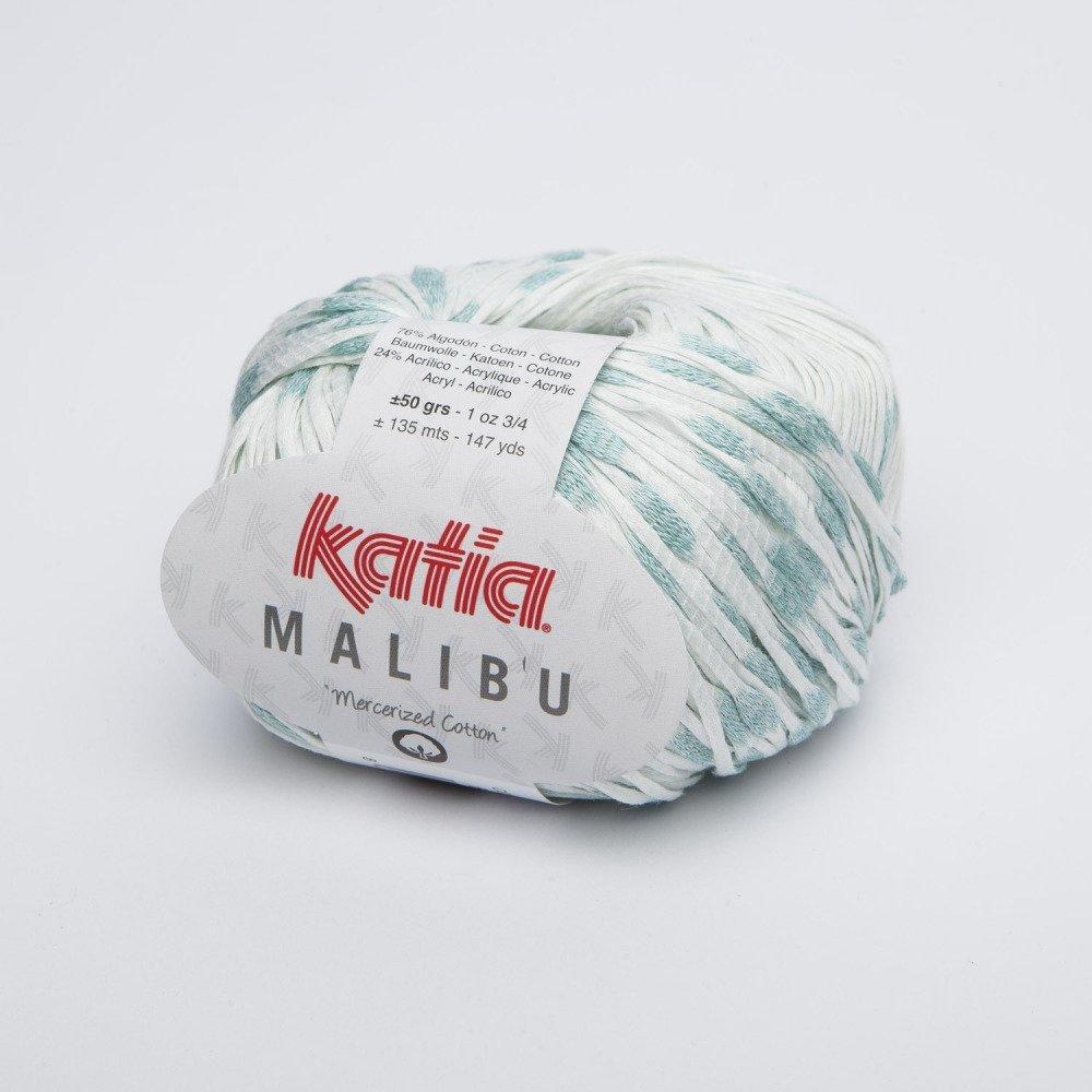 Malibu couleur 64 coton Katia