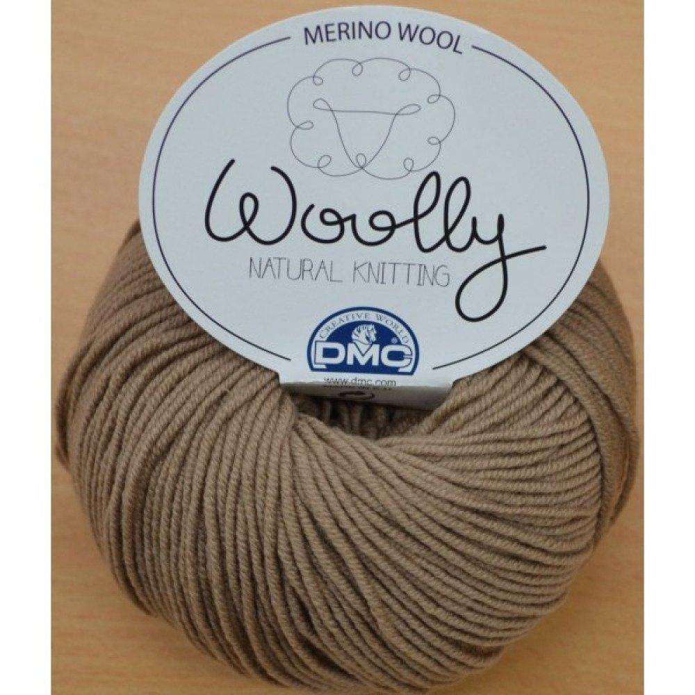 Woolly couleur 112 laine DMC