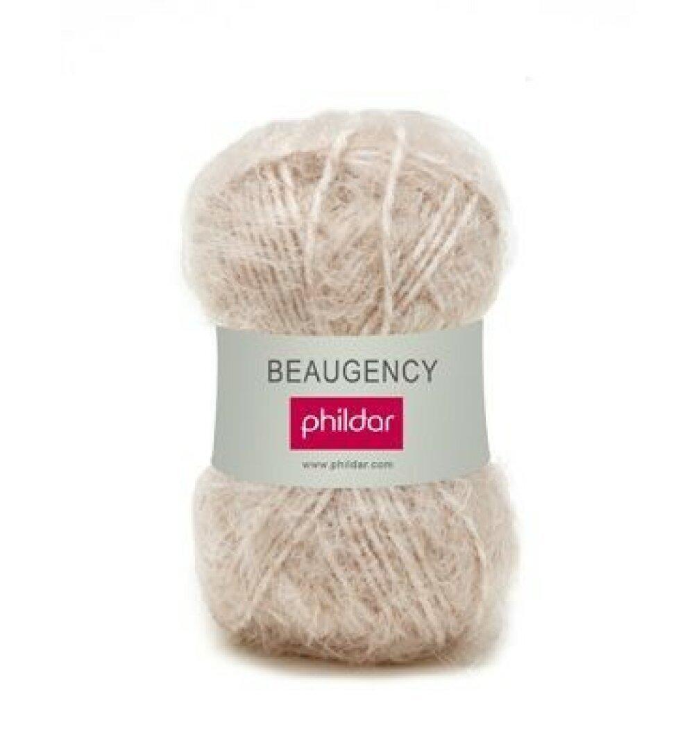 Beaugency couleur naturel laine Phildar