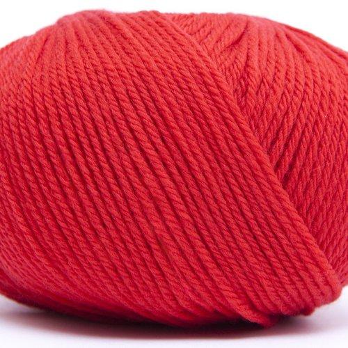 Baby blatt coul rouge de mars  laine anny blatt