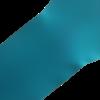 Fermeture à glissière 12 cm non séparable bleu canard