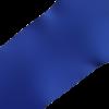 Fermeture à glissière 18 cm non séparable bleu roy