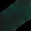Fermeture à glissière 12 cm non séparable vert foncé