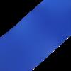 Fermeture à glissière 10 cm non séparable bleu roy