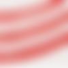 Galon pompon - ruban pompon - coloris rouge - vendu au mètre