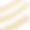 Galon pompon - ruban pompon - coloris ivoire - vendu au mètre
