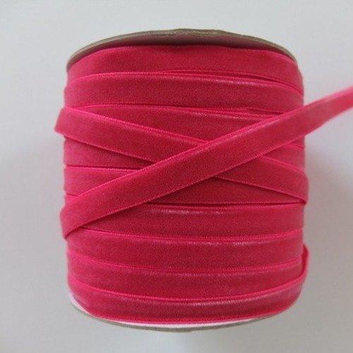 Berisfords ruban violet 22 mm en velours-par mètre