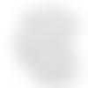 Feuille simili cuir imprimé - vélo - arc en ciel - 20 x 34 cm