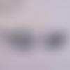 1 pendentif breloque - fantaisie - filigrane - laser cut