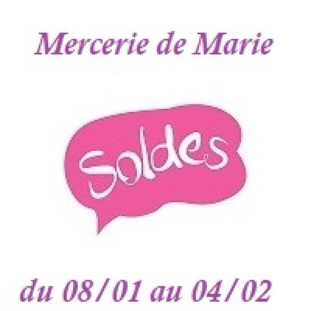 SOLDES D'HIVER DU 8 JANVIER AU 4 FÉVRIER 2020