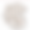 Feuille simili cuir imprimé - tipi - cerf - renard