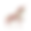 Transfert thermocollant - licorne - 21 cm x 18.7 cm