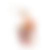 Transfert thermocollant - renard - 16 cm x 12 cm