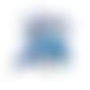 Transfert thermocollant - renard - 12.5 cm x 10.5 cm